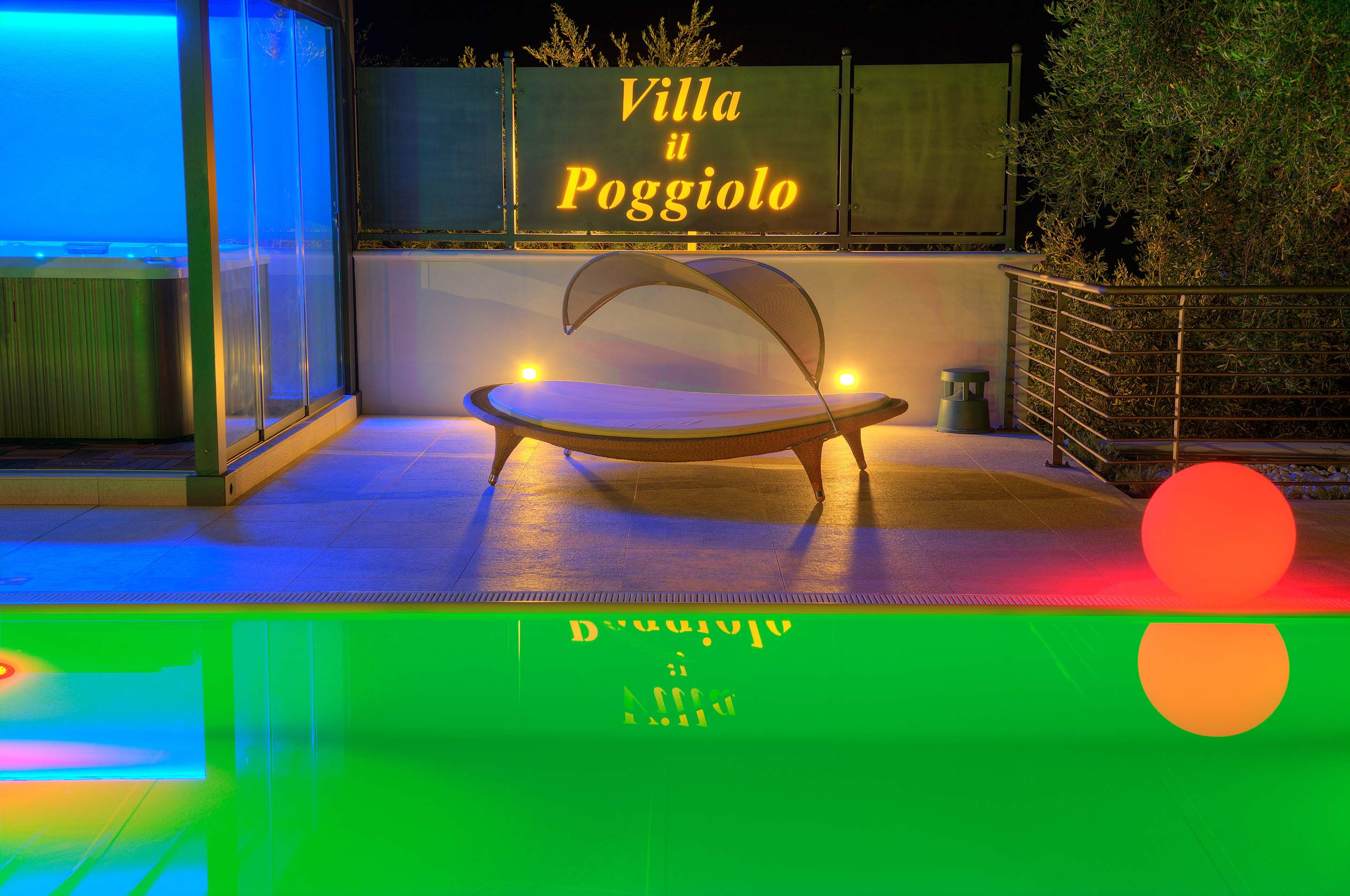 Sample of high impact image - Photo by Mauro Bricca - www.villailpoggiolo.it