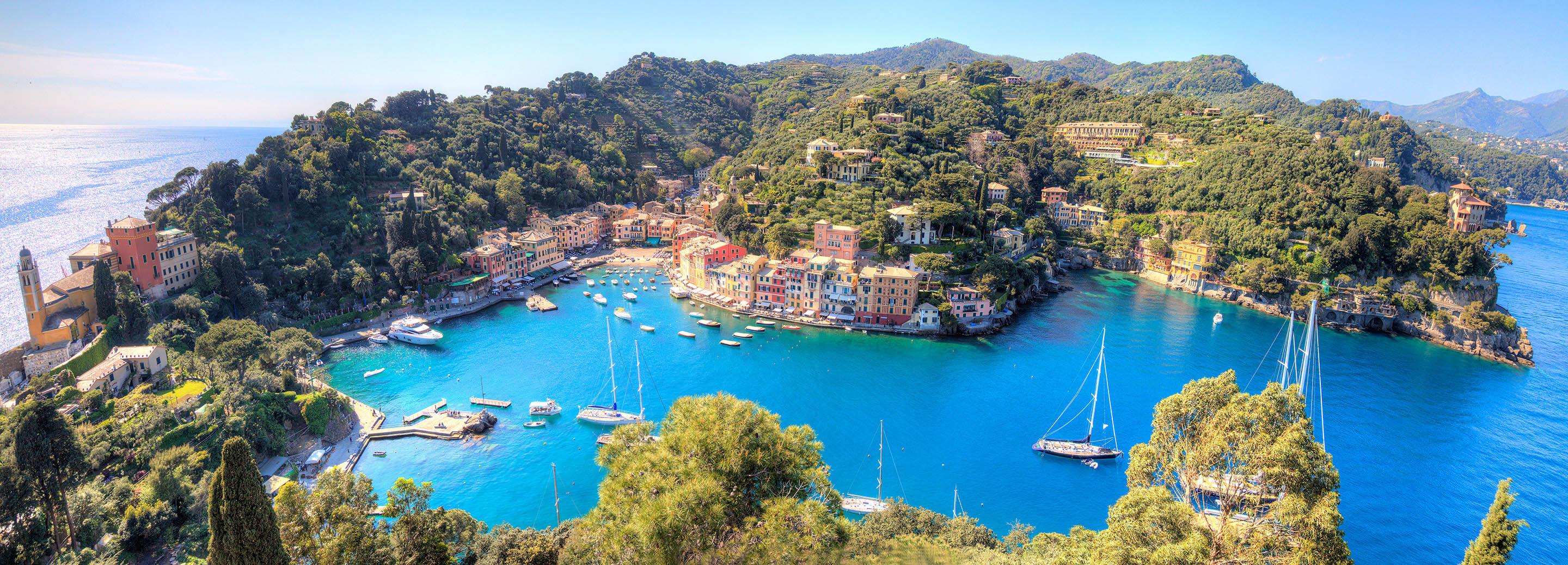 Portofino - Photo by Mauro Bricca - http://VirtualTour.Vision